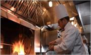 Пожарогасене на професионални кухни