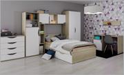 Обзавеждане за детска стая - модел Феликс
