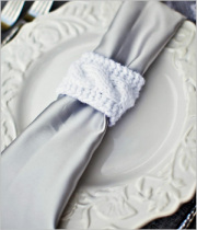 Нестандартни идеи за плетена зимна декорация