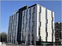 Нов хотел в столицата с фасада, изпълнена от фирма Чех-Пласт ООД