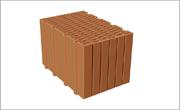 Porotherm 38 N+F Comfort - керамичен блок