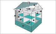 Депрон - вътрешна топлоизолация
