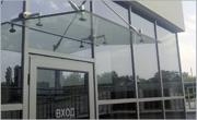 Навеси от стъкло