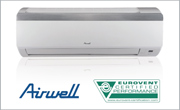 Инверторен климатик Airwell, AWSI-HDDE009-N11