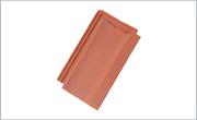 Керамична керемида Тондах Винеам - естествен цвят