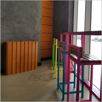Ариел - термодекоративна боя с ефект на цимент