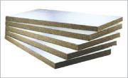 Каменна вата на плочи с алуминиево фолио Izocam