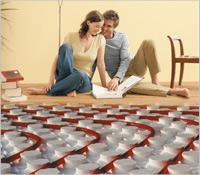 Austrotherm PPG - плоча за подово отопление