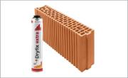 Porotherm 12 N+F Profi - керамичен блок
